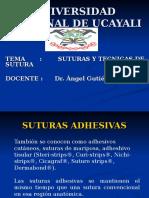 Expo de Cirugia Suturas 2010