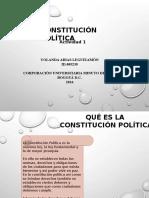 Actividad 1 - Introducción a La Constitución Colombiana