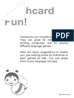 Flashcards Games