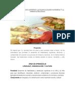 Proyecto Pedagógico Artístico Las Manualidades Navideñas y La Creencia Religiosa