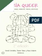 David Cordoba, Javier Saez, Paco Vidarte - Teoria Queer. Politicas bolleras, maricas, trans, mestizas (1) (1).pdf