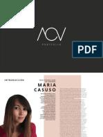 Maria Casuso 2016 - CV_Carta_Portfolio