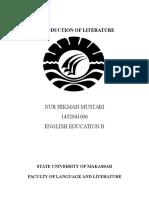 Nur Hikmah Mustari, 1452041006