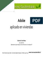 Construcción en Adobe