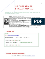 4 Calcul Mental