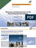 ZIF Presentation UN Mission Planning_06_08