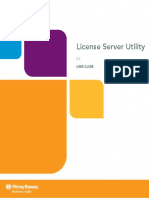 License Server Utility
