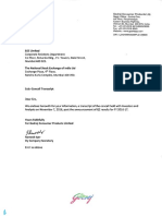 Concall Transcript [Company Update]