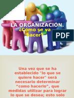 la organizacion