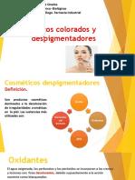 cosmeticos despigmentadores