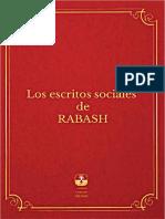 Los Escritos Sociales de Rabash