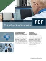 Motor Condition Monitoring