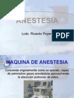 Anestesia Yeli