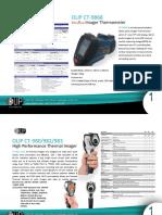 Brochure  OlipThermography