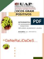 Cocos Gram Positivos Bb