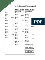 ixl-assignments unit1234