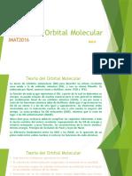 Teorìa Del Orbital Molecular MALN