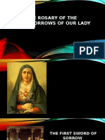 Ppt Sorrows of Mary