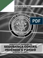 Código de Segurança Contra Incêndio e Pânico Do Estado Do Amapá - Csip1