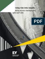 SAP GRC Access Control Bifold VFinal