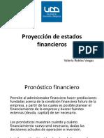 11 Proyección de Estados Financieros (2) (1)