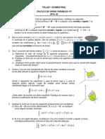 taller examen final calculo