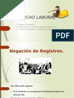 riesgos de trabajo derecho mercantil