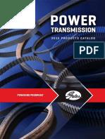 Power Transmission Catalog
