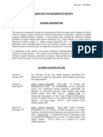 Course Outline (Syllabus) - 2012
