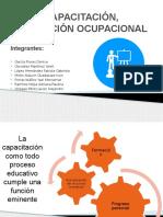 Presentacion de Capacitacion Politica Educativa