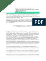 Articulos de Opinión Pública Sobre La Paz y El Plebiscito