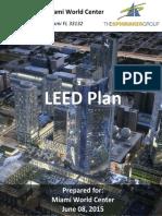LEED Plan - Paramount MWC - 2015-06-08