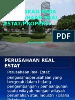 Aspek Pajak Real Estate