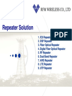 Repeater Solutions