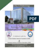 Fellowship in Diabetology at KIDS