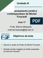 Aula 17 - Sociologia Jurídica