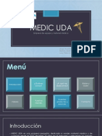 Medic Uda Presentacion