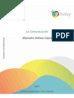 UI Cuaderno de Aprendizaje Habilidades Para La Comunicación