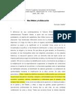 Espacio Abierto Cuaderno Venezolano de Sociología