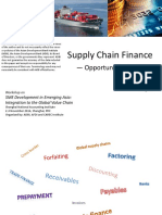 Supply Chain Finance — Opportunities for SMEs