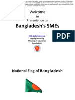 Bangladesh's SMEs