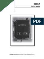 3200NT Service Manual 41093