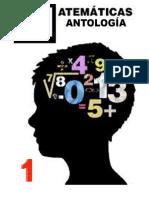 Antologia Matematicas Primero