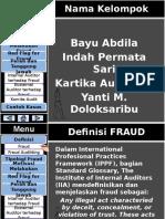 Fraud (Kecurangan)