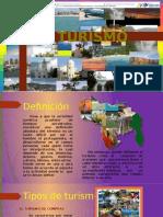 Presentación Del Turismo