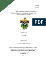skripsi Tingkat kepuasan pelayanan dokter + hasil