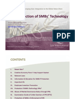 Legal Protection of SMBs' Technology