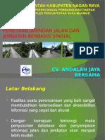 Paparan Pemetaan Jaringan Jalan Dan Jembatan - Tampil