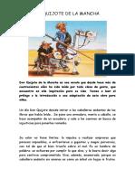 quijote LECTURA 5° PRIM.docx