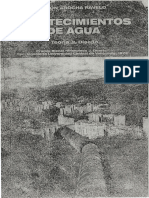 Libro de Abastecimientos de Aguas (Teoria y Diseño) - Simon Arocha Ravelo